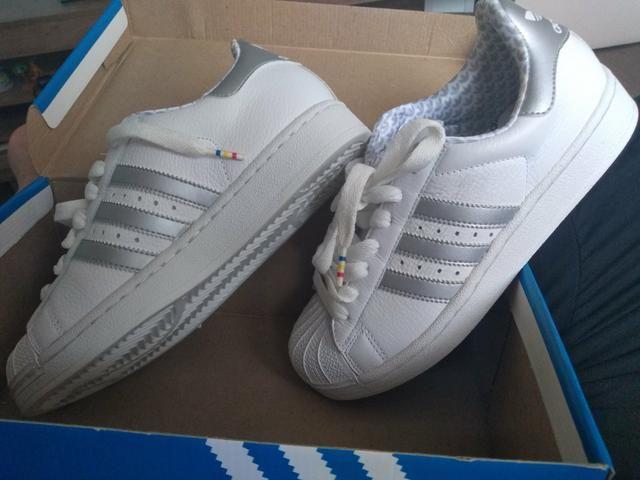 Tênis Adidas NOVO - Roupas e calçados - Vila Formosa 8c6bbb36cd3c0