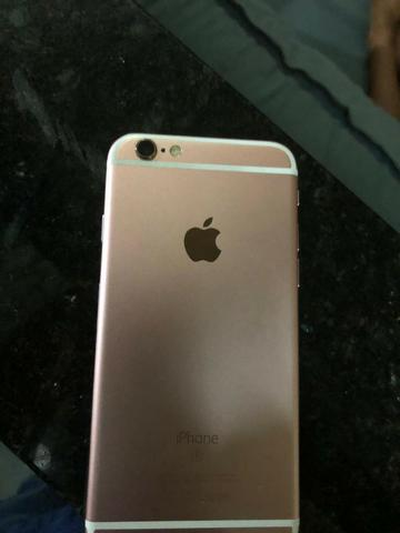 Iphone 6s 32GB - Rose - Aceito Proposta