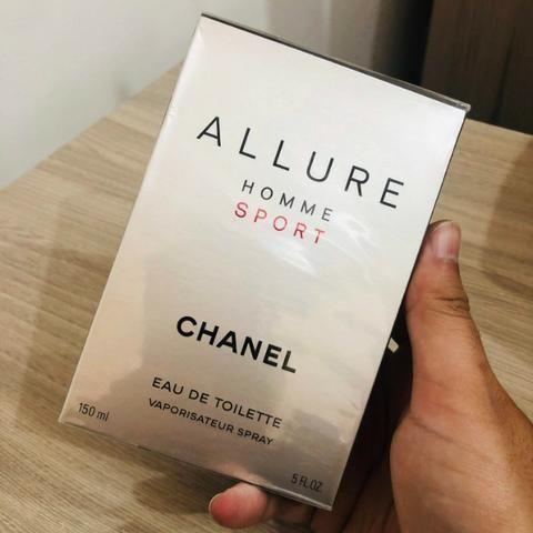02c364f206d Allure Homme Sport Chanel Edt 150ml - Perfume Importado Masculino Original