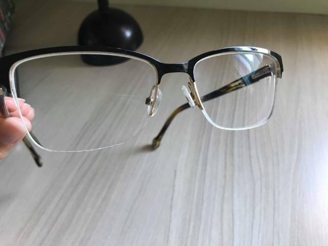 Armação Óculos Para Grau - Caroline Herrera Original - Bijouterias ... 5669b26b2c