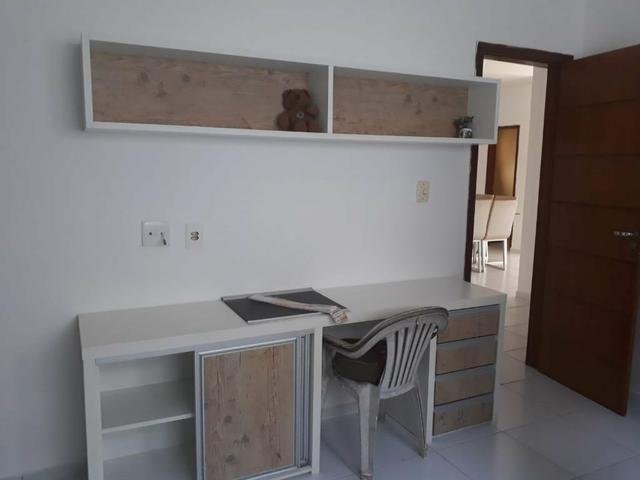 Suites projetada e mobilada alto padrao - Foto 7