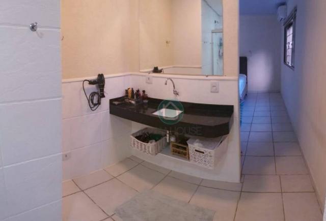 Casa com 4 dormitórios à venda, 220 m² por R$ 380.000 - Cohafama - Campo Grande/MS - Foto 2