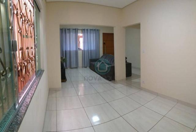 Casa com 4 dormitórios à venda, 220 m² por R$ 380.000 - Cohafama - Campo Grande/MS - Foto 16