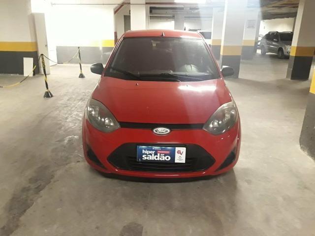 Fiesta hb 1.6 completo 2011!!!gnv!!! preço real anunciado!!! financio sem entrada!!! - Foto 2