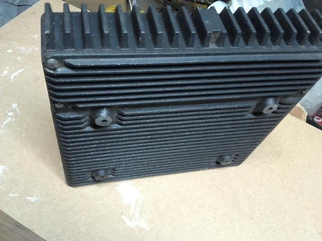 Caixa para Montagens Eletro eletronicas Toda de Alumínio Fundido
