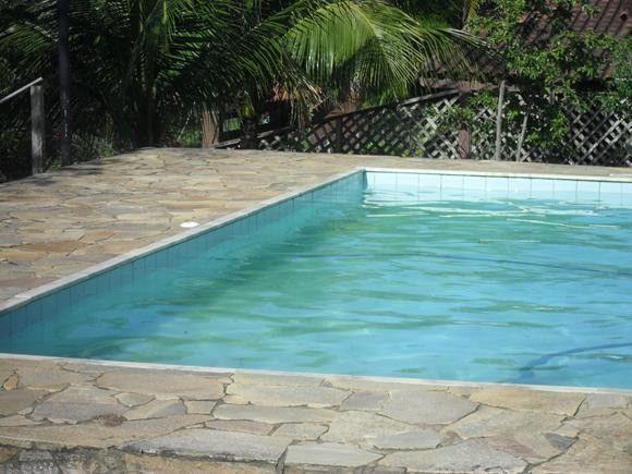 Excelente sítio com piscina, churrasqueira, campo de futebol, pomar há 3 minutos da lagoa - Foto 6