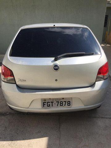 Fiat Pálio Modelo ELX Flex 02 portas