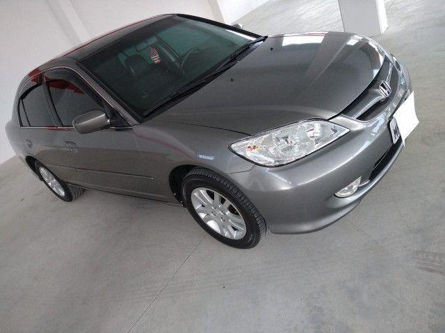 Honda civic LX 1.7 115 CV 2006 Automático - Foto 11