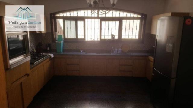 Sobrado com 4 dormitórios para alugar, 339 m² por R$ 5.000/mês MAIS IPTU DE R$350,00 - Jar - Foto 16
