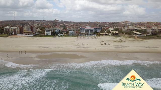 Apartamento à venda com 2 dormitórios em Porto das dunas, Aquiraz cod:DMV111 - Foto 14