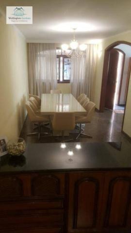 Sobrado com 4 dormitórios para alugar, 339 m² por R$ 5.000/mês MAIS IPTU DE R$350,00 - Jar - Foto 10