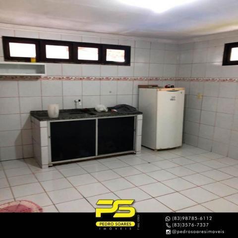 Casa com 6 dormitórios à venda, 420 m² por R$ 600.000,00 - Água Fria - João Pessoa/PB - Foto 19