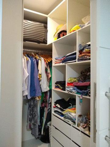 Casa em condomínio fechado, 3/4 um suíte c closet, piscina, área gourmet  - Foto 19