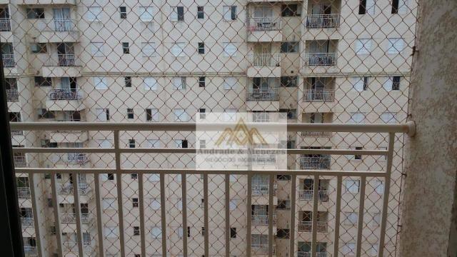 Apartamento com 2 dormitórios à venda, 67 m² por R$ 265.000,00 - Parque Residencial Lagoin - Foto 5
