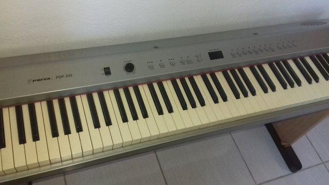 Piano Fenix PDP 200 - barato!! - Foto 2