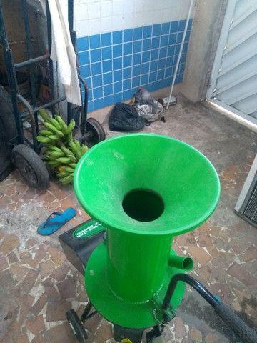 Triturador de galhos, troncos e resíduos - Foto 2