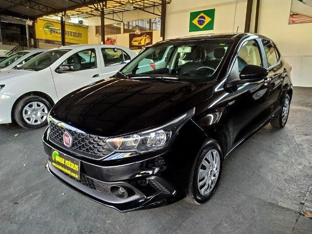 Fiat Argo 1.0 Drive Flex 2019 Completo ( Aceitamos troca e financiamos ) - Foto 2