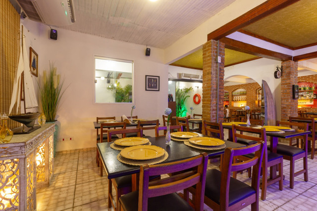 Restaurante Barlavento em Paraty