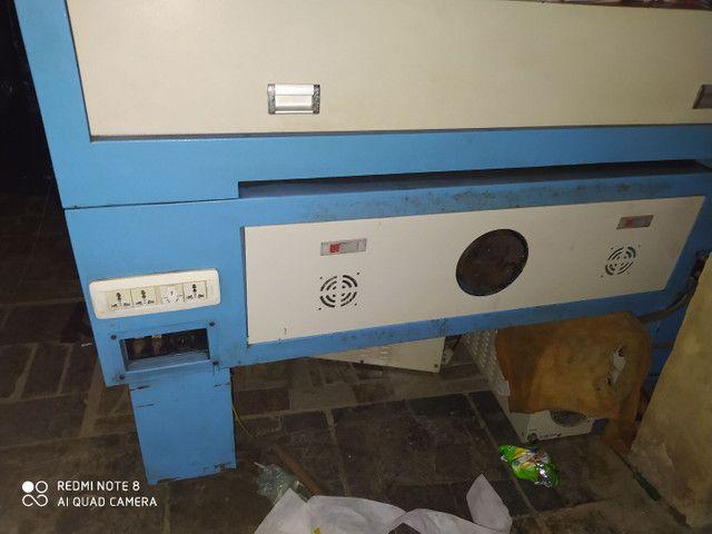 Maquina de corte e gravação a laser - Foto 4