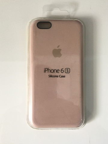 Capinha Iphone 6S Rosa