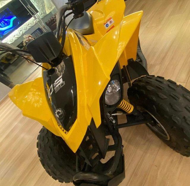Quadriciclo Can-Am DS 90