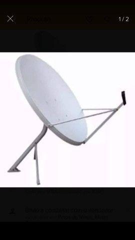Antenas satélites e digitais  - Foto 3