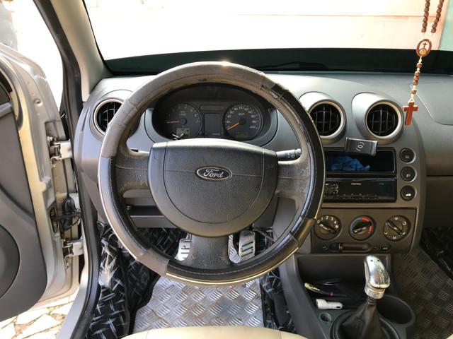 Carro Fiesta Sedan 1.0 2006/2007 -BAIXEI O PREÇO  ? - Foto 7