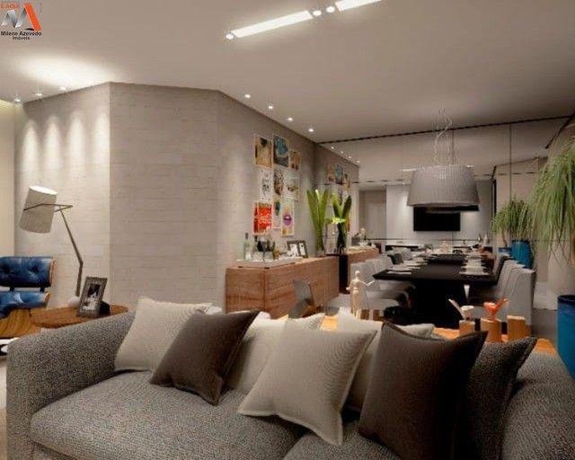Excelente apartamento no Ed. Luigi Donadio com 3 suites. - Foto 3