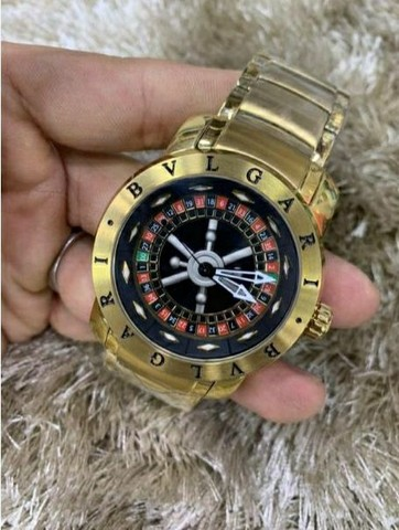 Relógio Bvulgari Cassino