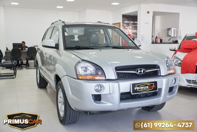 Hyundai Tucson GLS 2.0 16v Flex Automático 2012/13 - Foto 2