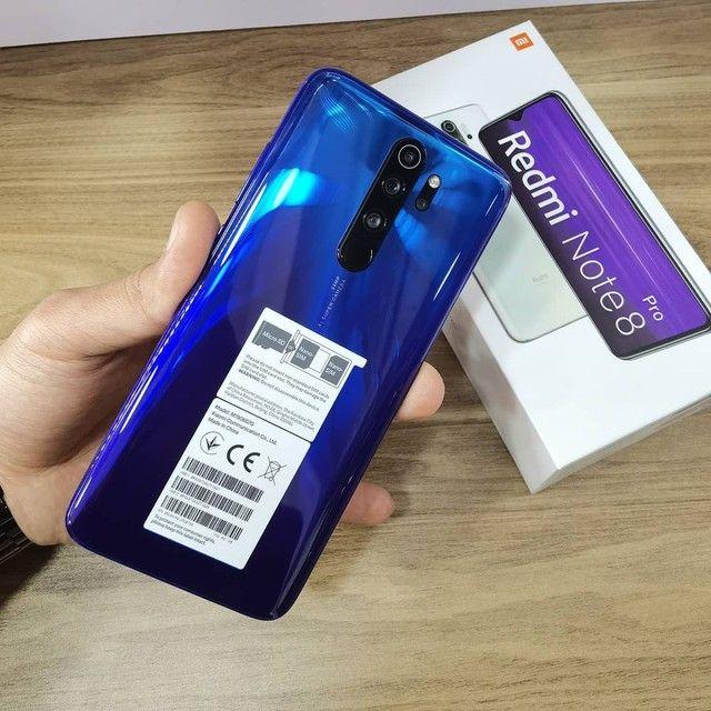 Xiaomi Redmi Note 8 PRO 6GB / 128GB Novo, Lacrado, Entrega grátis- Loja Elven Store - Foto 5