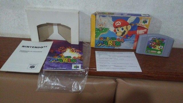 Super Mario 64 completo