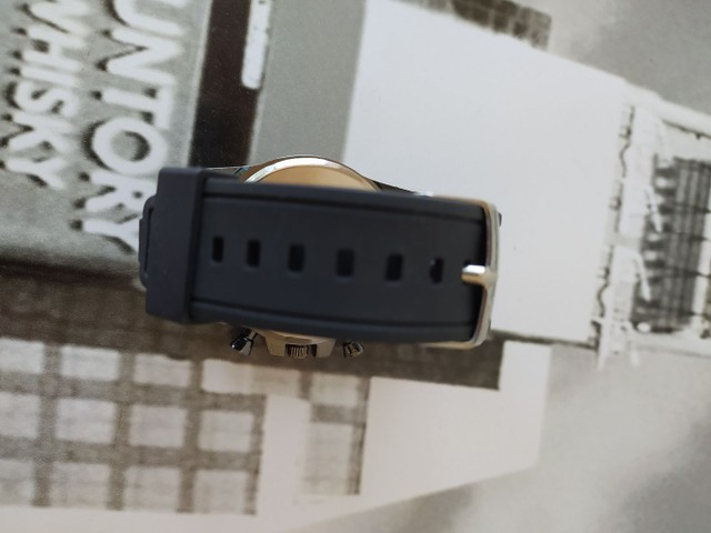 Relógio analógico a bateria - Foto 4