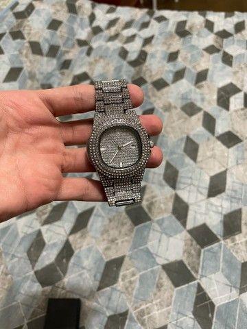 Relógio Cravejado  - Foto 2