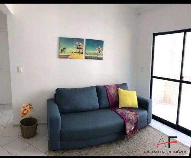 Apartamento mobiliado, com 2 quartos, próximo a Av. Antônio Sales - Foto 3
