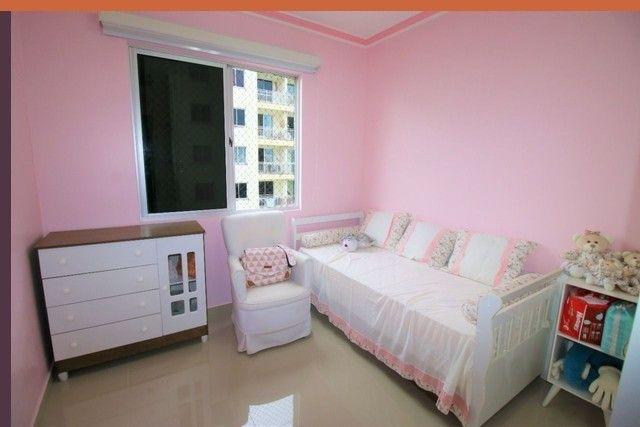 Condomínio weekend Club Apartamento 3 Quartos Ponta Negra - Foto 16