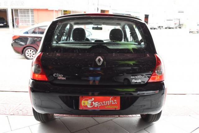 Renault clio hatch 2011 1.0 campus 16v flex 2p manual - Foto 6