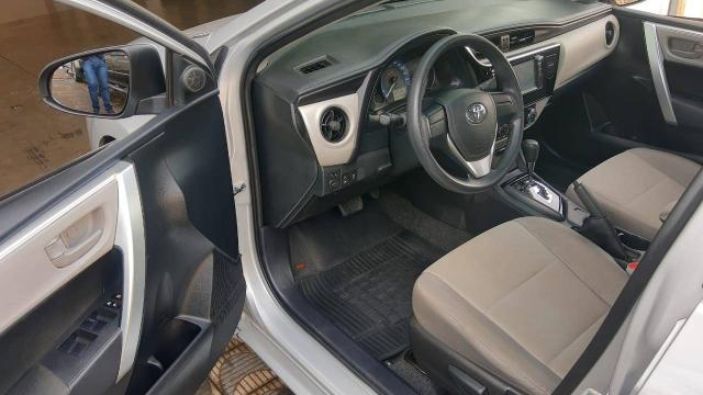 COROLLA 2017/2018 1.8 GLI 16V FLEX 4P AUTOMÁTICO - Foto 11