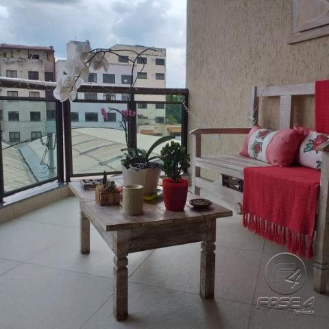 Apartamento à venda com 3 dormitórios em Comercial, Resende cod:2626 - Foto 6