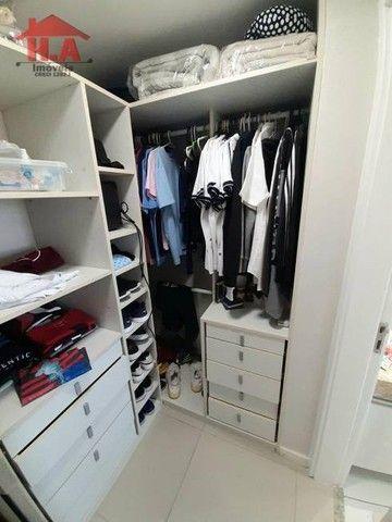 Apartamento com 3 dormitórios à venda, 136 m² por R$ 950.000,00 - Aldeota - Fortaleza/CE - Foto 9