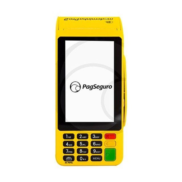 Pag Seguro - Moderninha Pro2 por - R$ 150,00 - Foto 3