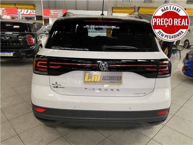 Volkswagen T-cross 2020 1.0 200 tsi total flex automático - Foto 4