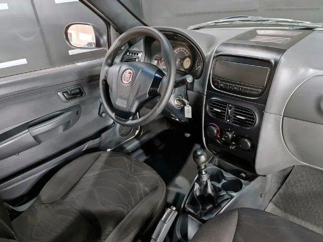 Fiat Strada Working 1.4 CS Completa 2018 - Foto 6