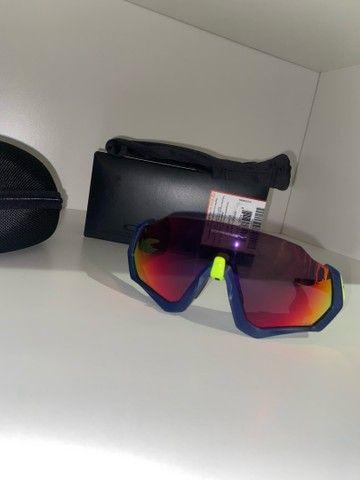 Oculos Oakley Fight Jacket (ciclismo) - Foto 2