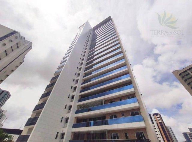 Apartamento com 3 dormitórios à venda, 127 m² por R$ 1.273.818 - Aldeota - Fortaleza/CE - Foto 2