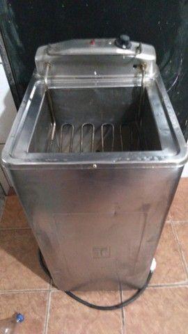 Fritadeira água e óleo usada  - Foto 2