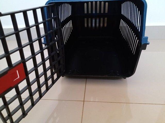 Caixa transporte pra cachorro. - Foto 2