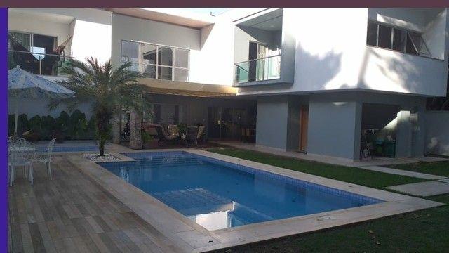 Mediterrâneo Ponta Negra Casa 420M2 4Suites Condomínio nwykeoajsg emydiwurjq - Foto 9