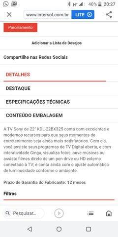 Tv 22 lcd - Foto 2