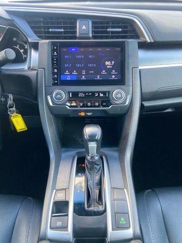 Civic Sedan EX 2.0 Flex 16V Aut.4p - Foto 12